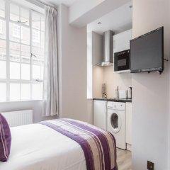 Отель Chelsea Cloisters Великобритания, Лондон - 1 отзыв об отеле, цены и фото номеров - забронировать отель Chelsea Cloisters онлайн удобства в номере