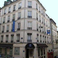 Отель Appartement Place du Tertre Париж вид на фасад