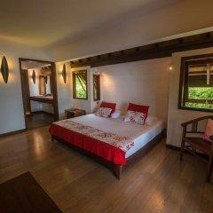 Отель Villa Bora Bora Lagoon Французская Полинезия, Бора-Бора - отзывы, цены и фото номеров - забронировать отель Villa Bora Bora Lagoon онлайн сейф в номере