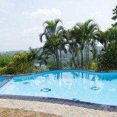 Отель Thebuwana Bungalow бассейн фото 2