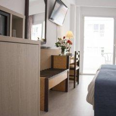 Отель Voramar сейф в номере