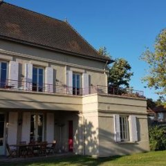 Отель Chambres d'hôtes Du Goût et des Couleurs фото 4