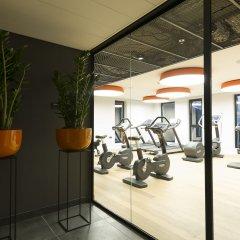 Отель Jaz Amsterdam Амстердам фитнесс-зал фото 4