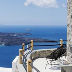 Отель Windmill Villas Греция, Остров Санторини - отзывы, цены и фото номеров - забронировать отель Windmill Villas онлайн приотельная территория фото 2