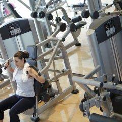 Отель Holiday Inn Beijing Airport Zone фитнесс-зал фото 3