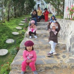 Отель Cao Nguyen Xanh Homestay & Villa Далат фото 5