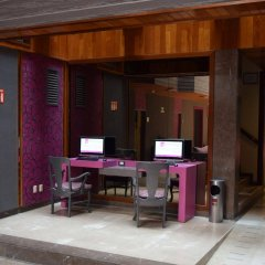Отель : Kali Ciudadela Mexico City Мехико интерьер отеля фото 3