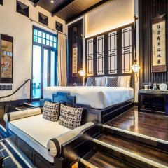 Отель THE SIAM Бангкок комната для гостей фото 4
