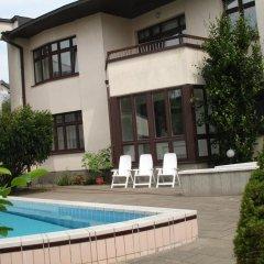 Отель Guesthouse Marija Литва, Вильнюс - отзывы, цены и фото номеров - забронировать отель Guesthouse Marija онлайн бассейн