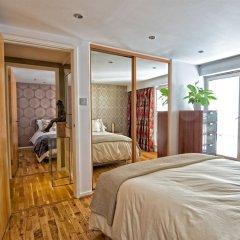 Отель Time and Tide Apartments Великобритания, Глазго - отзывы, цены и фото номеров - забронировать отель Time and Tide Apartments онлайн комната для гостей фото 5