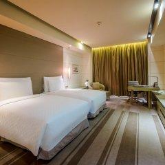 Отель Nikko Saigon Вьетнам, Хошимин - 1 отзыв об отеле, цены и фото номеров - забронировать отель Nikko Saigon онлайн комната для гостей фото 2
