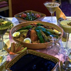 Hotel Africa in Tunis, Tunisia from 64$, photos, reviews - zenhotels.com in-room dining