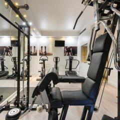Отель NH Lisboa Campo Grande фитнесс-зал фото 4