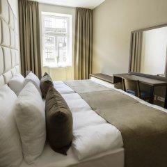 Отель Letna Garden Suites Чехия, Прага - отзывы, цены и фото номеров - забронировать отель Letna Garden Suites онлайн комната для гостей фото 5