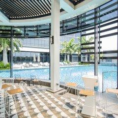 Park Hotel Alexandra бассейн