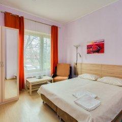 Hotel Tourist on Soldatskaya комната для гостей фото 3