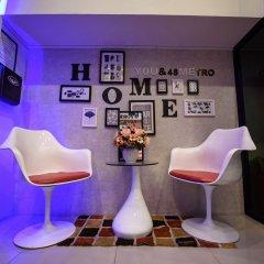 48 Metro Hotel Bangkok сауна
