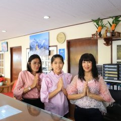Отель The Siam Guest House фото 4
