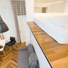 Апартаменты Sky Residence - Business Class Apartments City Centre Вена удобства в номере фото 2