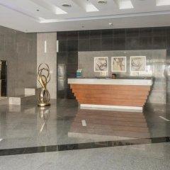 Отель Piks Key - Burj Al Nujoom Дубай интерьер отеля
