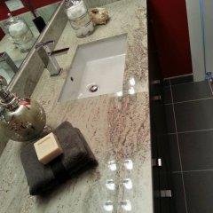 Отель Global Luxury Suites at Woodmont Triangle North США, Бетесда - отзывы, цены и фото номеров - забронировать отель Global Luxury Suites at Woodmont Triangle North онлайн ванная фото 2