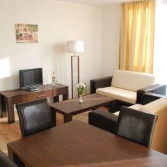 Отель Camelot Residence Болгария, Солнечный берег - отзывы, цены и фото номеров - забронировать отель Camelot Residence онлайн комната для гостей