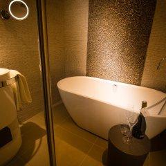 Отель ALBUS Амстердам ванная