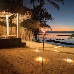 Отель Raiwasa Grand Villa - All-Inclusive Фиджи, Остров Тавеуни - отзывы, цены и фото номеров - забронировать отель Raiwasa Grand Villa - All-Inclusive онлайн пляж фото 2