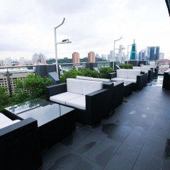 The Seacare Hotel балкон