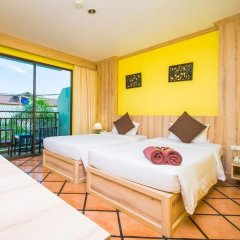 Phuket Island View Hotel 3* Стандартный номер с различными типами кроватей фото 4