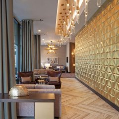 H Hotel Los Angeles, Curio Collection by Hilton гостиничный бар