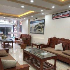 Sunshine Sapa Hotel интерьер отеля