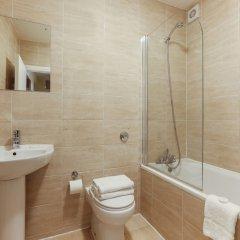 Отель London Eye Apartments Великобритания, Лондон - отзывы, цены и фото номеров - забронировать отель London Eye Apartments онлайн ванная