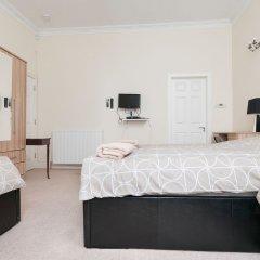 Отель Southside Serviced Accommodation Эдинбург комната для гостей