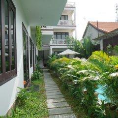 Отель Hoi An Maison Vui Villa балкон