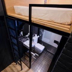 Капсульный отель inBox Санкт-Петербург комната для гостей фото 6