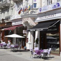 Hotel Palacký гостиничный бар