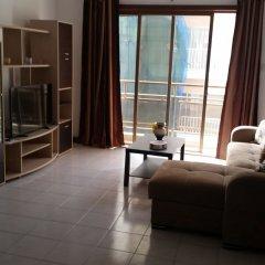 Отель Plaza Flat Мальта, Слима - отзывы, цены и фото номеров - забронировать отель Plaza Flat онлайн комната для гостей фото 4