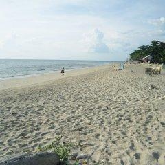 Отель Chaw Ka Cher Tropicana Lanta Resort пляж