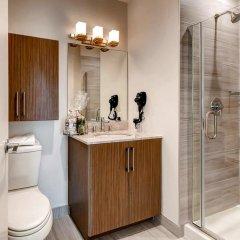 Отель M2 США, Джерси - отзывы, цены и фото номеров - забронировать отель M2 онлайн ванная