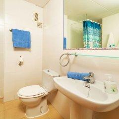 Отель Europa - Lotus Испания, Бланес - отзывы, цены и фото номеров - забронировать отель Europa - Lotus онлайн ванная