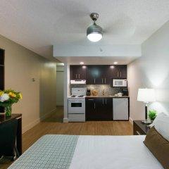 Отель West Coast Suites at UBC Канада, Аптаун - отзывы, цены и фото номеров - забронировать отель West Coast Suites at UBC онлайн комната для гостей фото 3