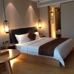 Отель Palace Hotel Китай, Шэньчжэнь - отзывы, цены и фото номеров - забронировать отель Palace Hotel онлайн комната для гостей фото 2