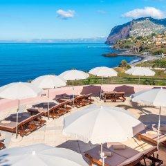 Отель Madeira Regency Palace Hotel Португалия, Фуншал - отзывы, цены и фото номеров - забронировать отель Madeira Regency Palace Hotel онлайн пляж фото 2