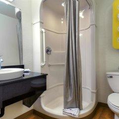 Отель Motel 6 Los Angeles - Whittier США, Уитиер - отзывы, цены и фото номеров - забронировать отель Motel 6 Los Angeles - Whittier онлайн ванная фото 2