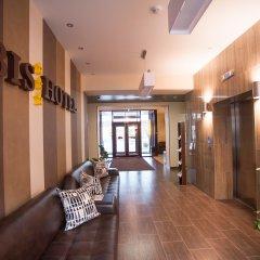 Гостиница BISHOTEL в Липецке 2 отзыва об отеле, цены и фото номеров - забронировать гостиницу BISHOTEL онлайн Липецк интерьер отеля фото 2