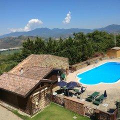 Отель Agriturismo San Giorgio Казаль-Велино бассейн фото 3