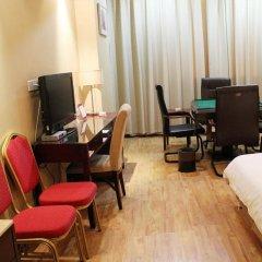 Fengsheng Zhongzhou Business Hotel интерьер отеля