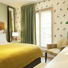 Hotel La Villa Saint Germain Des Prés комната для гостей