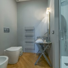 Отель Repubblica Exclusive Италия, Флоренция - отзывы, цены и фото номеров - забронировать отель Repubblica Exclusive онлайн ванная фото 3